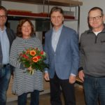 Gaby Nachstedt neue Vorsitzende</br>Jahreshauptversammlung SPD-Ortsverein