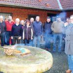 Schützen begrüßen neues Jahr mit Böllerschuss</br>Fritz Kemps gewinnt Neujahrsschießen