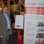 """Landkreis und Kommunen müssen Vorbilder sein</br>17. Solartag unter dem Motto """"Energie sparen, Energie erzeugen"""""""