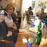 Die Jecken erobern Haus Herminenhof</br>Stimmungsvolle Karnevalsfeier für Senioren