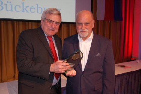 Stadt ehrt erfolgreiche Sportler</br>Sonderehrung für Hans-Joachim Hößler