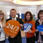 """""""Wir zeigen Ihnen unsere digitale Welt""""</br>Digitale Wochen bei der Volksbank in Schaumburg"""