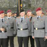 Der letzte Flug des Brigadegenerals Uwe Klein</br>Kommandoübergabe des IHTC an Oberst Ulrich Ott