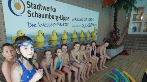 """Fang den Hai und löse das Rätsel</br>""""Osterhits"""" der Bückeburger Bäder GmbH"""