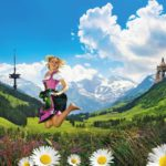 Minden feiert den Frühling</br>Maiwies'n zurück auf Kanzlers Weide
