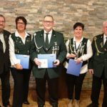 Anja Fette erhält Ehrennadel in Gold</br>Versammlung RSV
