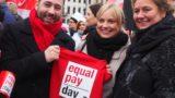 """Equal Pay Day</br>""""Entgeltgleichheit ist eine Frage der Gerechtigkeit"""""""