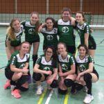 Volleyball-Damen feiern Aufstieg