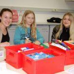 Erste Einblicke ins Berufsleben</br>Zukunftstag bei Bernd-Blindow-Schulgruppe
