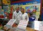 Gutes tun für den Kinderschutzbund</br>Köcheclub Schaumburg schält Spargel für Spargelfans