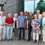 Siedler besichtigen Firma Hautau