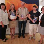 Preisübergabe der Volksbank in Schaumburg</br>Gewinner der Digi-Wochen stehen fest