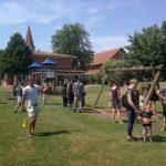 30 Jahre Kindertagesstätte Bergkrug</br>Kinderfest bei herrlichem Sonnenschein