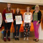 Volksbank in Schaumburg gratuliert Landessiegern</br>48. Jugendwettbewerb zum Thema Erfindungen