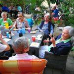 """Club der 90er</br>Grillfest im """"Haus Herminenhof"""" begeistert Senioren"""