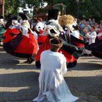 Viele Kinder und Jugendliche feiern mit</br>Gute Stimmung beim zweitägigen Erntefest der Trachtengruppe