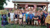 Trachtengruppe feiert Erntefest