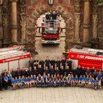 150 Jahre Freiwillige Feuerwehr</br>Aktionstag auf dem Marktplatz mit buntem Programm