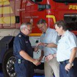 Zwei neue Fahrzeuge für Feuerwehr