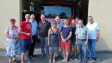 """""""Feuerwehr im Wandel""""</br>SPD-Kreistagsfraktion im Gespräch mit der Feuerwehr Bergdorf"""