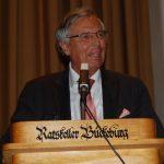 Europa und der Euro</br>Wolfgang Bosbach zweimal zu Gast bei Stansch