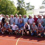 VfL ehrt Torwartikone Klaus Engemann</br>Sommerfest mit Treffen der VfL-Legenden