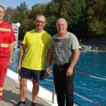 """""""Phantastische Bergbadsaison"""" endet mit Abschwimmen</br>Dienstag beginnt Hallenbadsaison"""