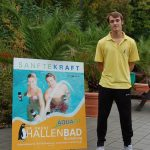 Julian Meyer verstärkt Bäder-Team</br>Sonntag Abschwimmen im Bergbad