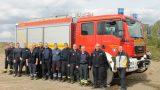 Kreisfeuerwehr absolviert Fahrsicherheitstraining