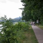 Wie die Weser ihren Lauf veränderte