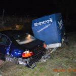 Hoher Sachschaden nach Unfall