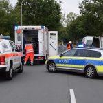 Fahrradfahrer stirbt bei Verkehrsunfall