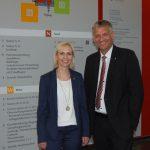 Geschäftsführer Dr. med. Achim Rogge verlässt Klinikum</br>Geschäftsführerin Diana Fortmann macht weiter
