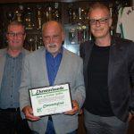 VfL ernennt Hans-J. Hößler zum Ehrenmitglied</br>Fair-Play-Pokal für Nico Felix