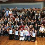 """150 IGS-Schüler erhalten Zertifikate</br>Volksbank-Seminar """"Erfolgreich Bewerben"""""""
