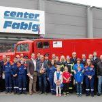 """""""Wir lieben Lebensmittel und unsere Feuerwehr""""</br>Neues Sammelalbum im E Center Fabig am Weinberg"""