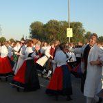 Dorfjugend feiert traumhaftes Erntefest</br>Rekordbeteiligung mit 48 Erntewagen