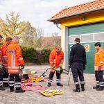 Fortbildung der Feuerwehren