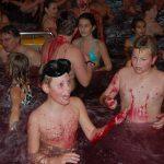 Große Halloween-Party im Hallenbad</br>Gespenster, Zauberer, Gruselgestalten