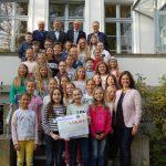 5.500 Euro für die Musikschule</br>Erlös aus Benefizkonzert mit Bundespolizeiorchester