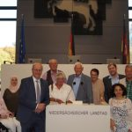 WIR bei Karsten Becker zu Besuch im Landtag