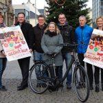 """""""Bückeburg glüht auf""""</br>Weihnachtsmarkt dieses Jahr auf dem Marktplatz"""