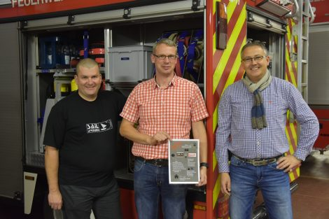 Großer Informations-Tag der Feuerwehr</br>Aktionstag der Nachwuchsabteilung