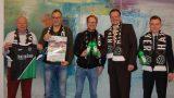 """Kinder bei """"96"""" in guten Händen</br>Volksbank unterstützt 96-Fußballschule beim VfR Evesen"""