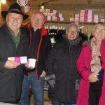 """Bürgermeister eröffnet """"Bückeburg glüht auf""""</br>Vier Tage Weihnachtsmarkt auf dem Marktplatz"""