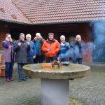 Schützen begrüßen 2019 mit Böllerschuss</br>Holger Schmolke gewinnt Neujahrsschießen