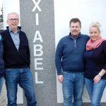 Hartmut Büscher in Ruhestand verabschiedet</br>Pascal Koopmann Geschäftsführer der Taxi Abel GmbH