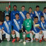 Pokalsieg für SV Eidinghausen-Werste</br>16. VGH Schaumburg-Cup für C-Junioren