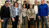 Stadtbücherei auch am Samstag öffnen?</br>Informationsbesuch der CDU-Fraktion