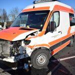 Sechs Verletzte bei Unfall auf B 83